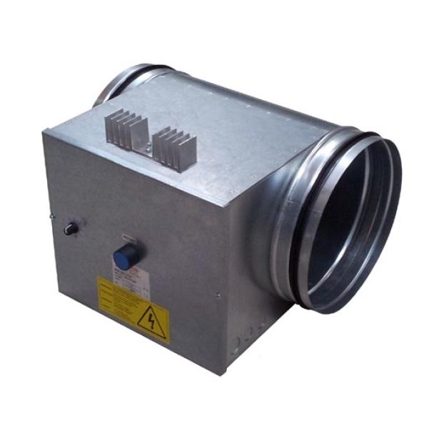 MBE 250/9,0 R2 elektrický ohřívač s regulací výkonu