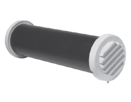 RIV přívodní ventil s regulací